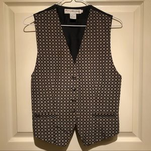 Vintage women's 90s silk vest - 4 friends Phoebe